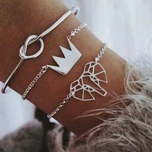 NEW Set of 3 Bracelets